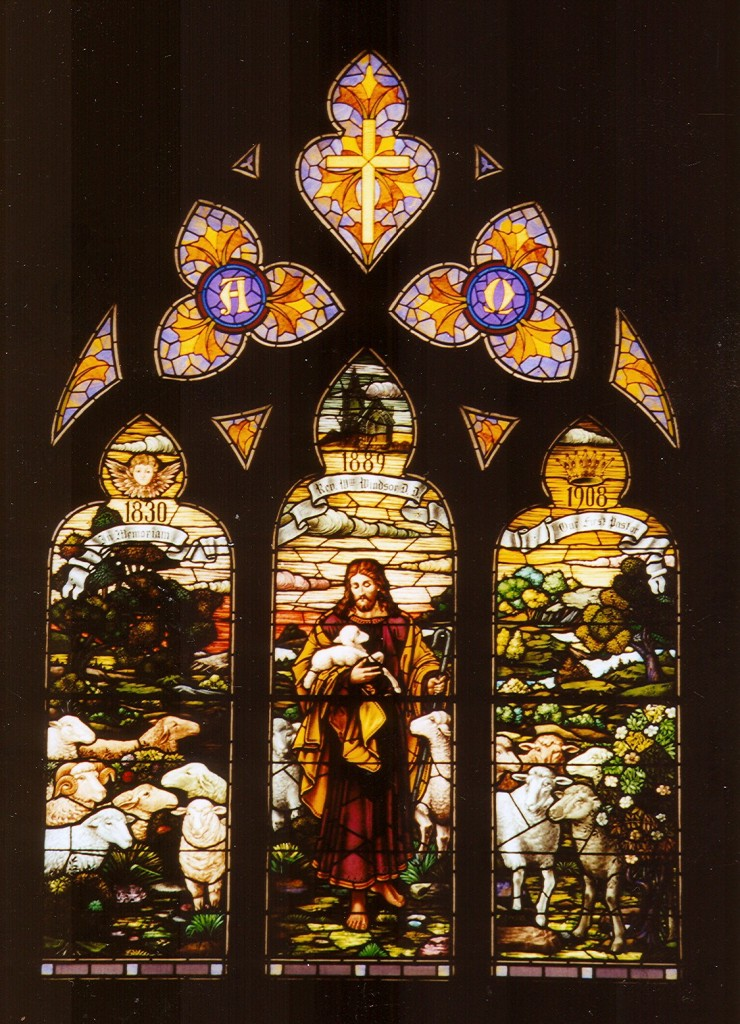 The Good Shepherd Window