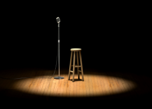 open-mic night
