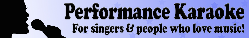 PerformanceKaraokeBanner