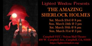 The Amazing Sherlock Holmes Play